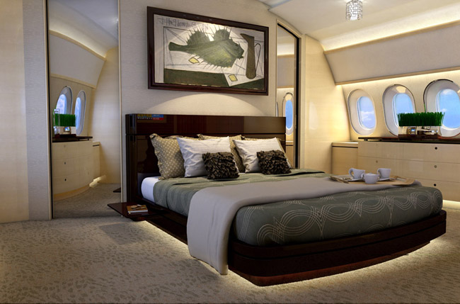 Airplane Hotel